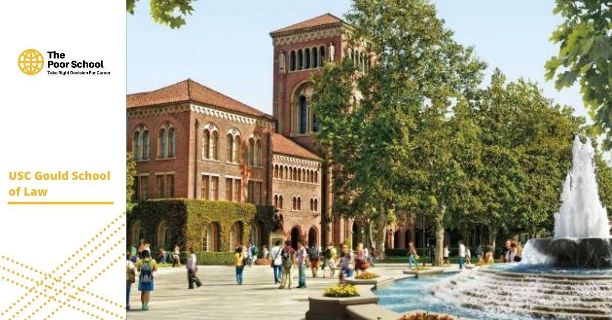best law universities in california