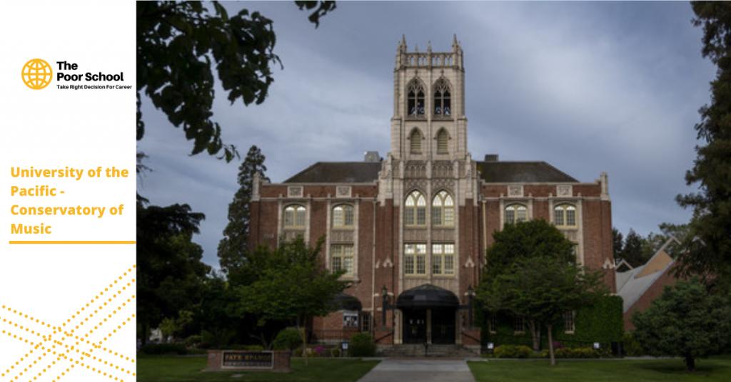 singing universities in california