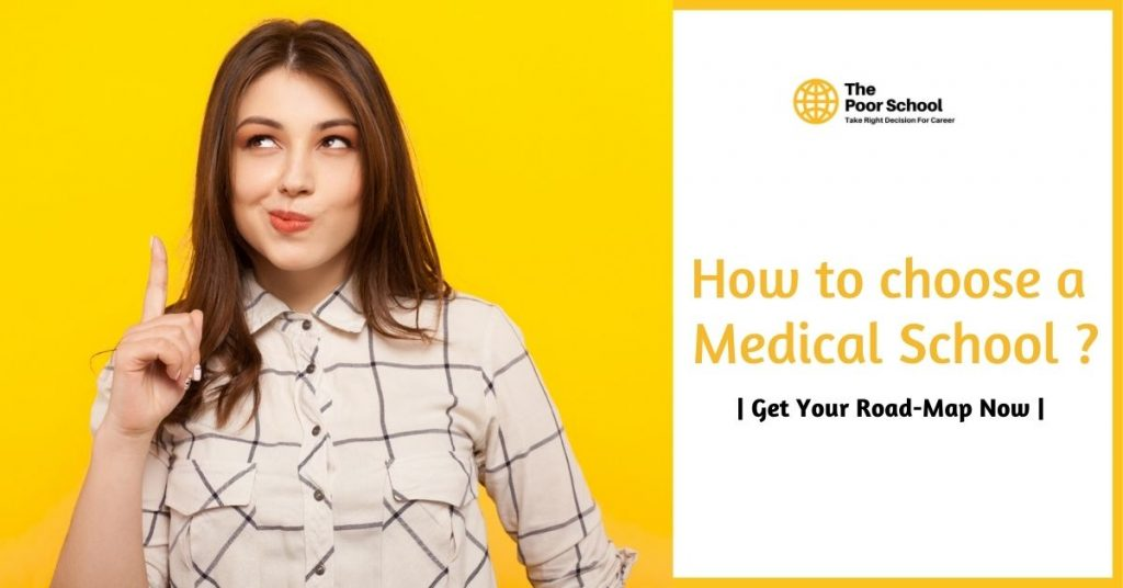 How to choose a medical school